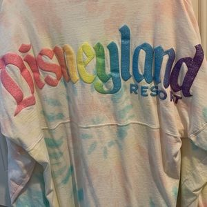 Disneyland Tie-dye Spirit Jersey in Large